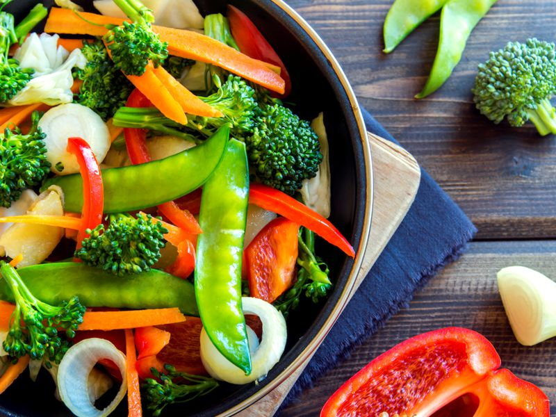 How does Vegetarian Diet work?